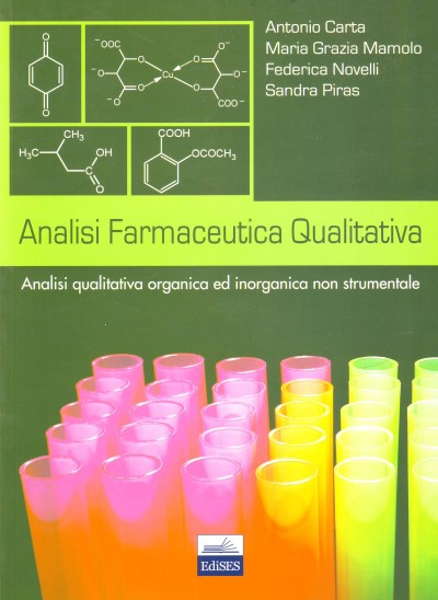 Analisi Farmaceutica Qualitativa