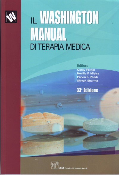 IL WASHINGTON MANUAL DI TERAPIA MEDICA - 33^ edizione