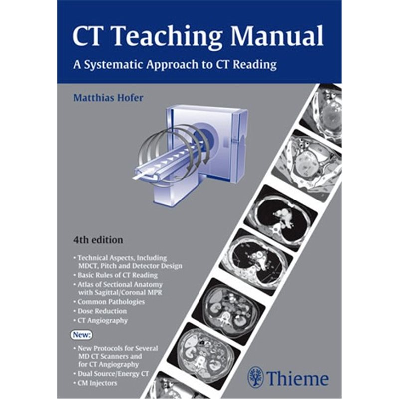 CT Teaching Manual - A Systematic Approach to CT Reading